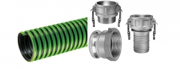 A&A Now Stocking TIGERFLEX EPDM Suction Hose